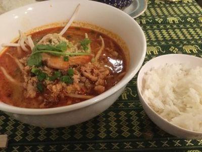 タイ料理 ジュノー