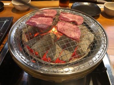 炭火焼肉 絆繁