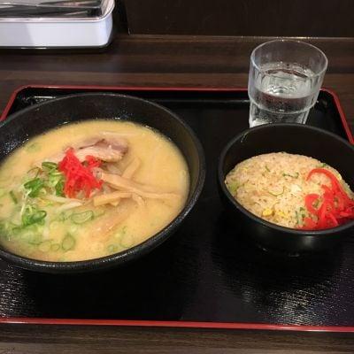 福ちゃんラーメン 坪井店