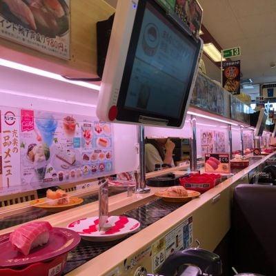 回転寿司 スシローの口コミ