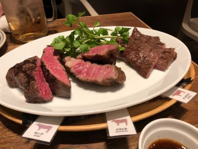 Grilled Aging Beef TOKYO 新宿三丁目店の口コミ