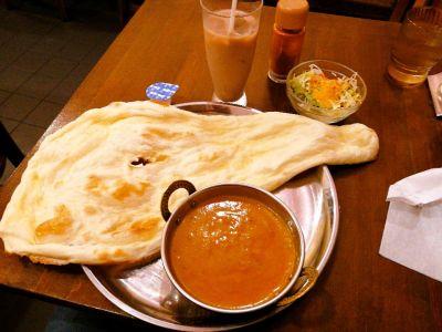 印度料理インディラ 浜松町本店