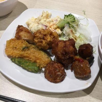 神戸クックワールドブュッフェ  ザザシティ浜松店の口コミ