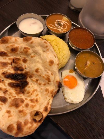インド定食ターリー屋 九段下店の口コミ