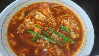 辛麺屋 輪 久留米文化街店