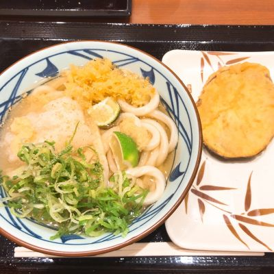丸亀製麺 狭山笹井店