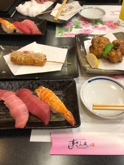 すしざんまい 錦糸町新館