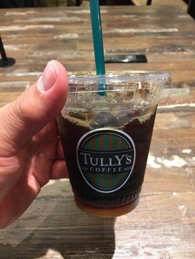 タリーズコーヒー イオンモール宮崎店