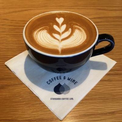 Coffee & Wine Standard Coffee Lab.