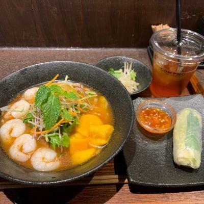 米麺食堂 大手町ビル店の口コミ