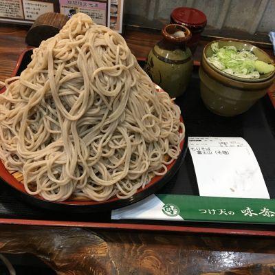 そば処 味奈登庵 武蔵小杉店