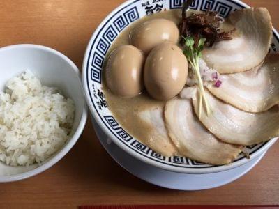 麺道 而今 宮崎松橋店