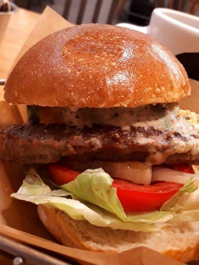 j.s. burgers cafe 京都店