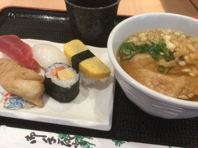 寿司麺串カツ マルセ