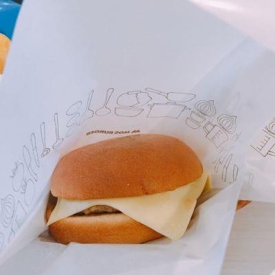 モスバーガー イオンモール甲府昭和店