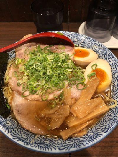 赤坂麺道 いってつ