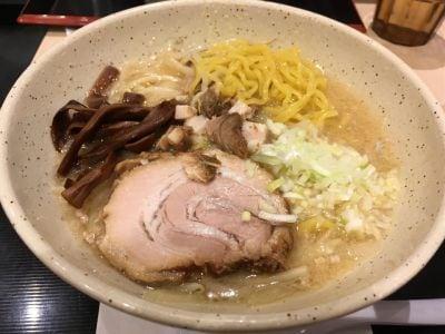 濃厚鶏麺 ゆきかげの口コミ