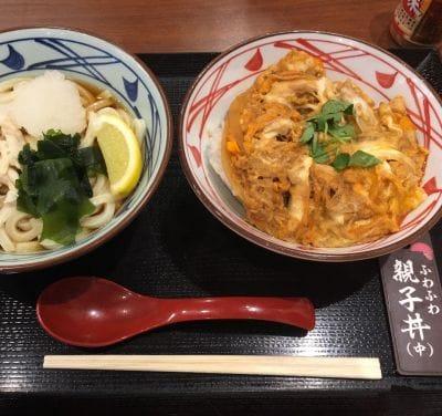 丸亀製麺 松戸栗ケ沢店