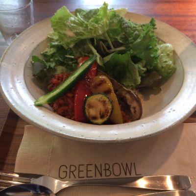 GREENBOWL 恵比寿店の口コミ