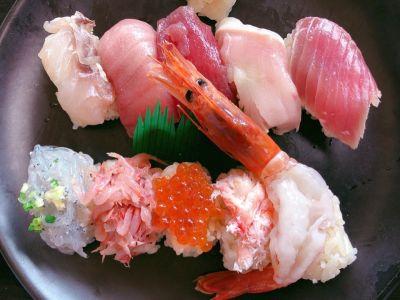 金寿司 地魚定の口コミ