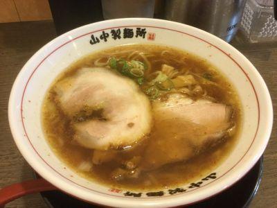 山なか製麺所 天神橋店