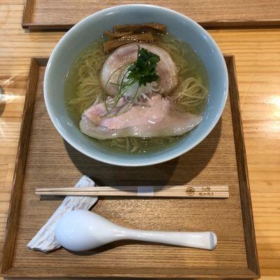 らぁ麺屋 飯田商店の口コミ