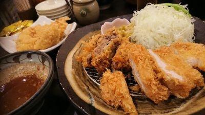 とんかつ 豚ゴリラ 新京極六角店の口コミ