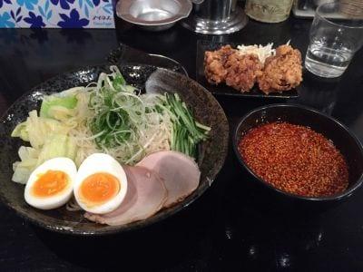 廣島つけ麺本舗 ばくだん屋 松川町店
