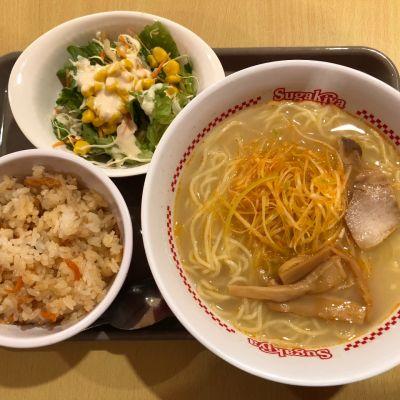 スガキヤ 各務原イオンモール店