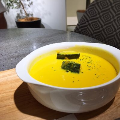 食べるスープの店 町なかファームカフェの口コミ