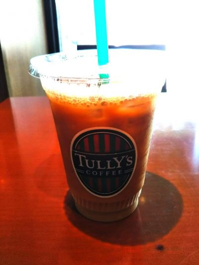TULLY'S COFFEE フタバ横川新館店