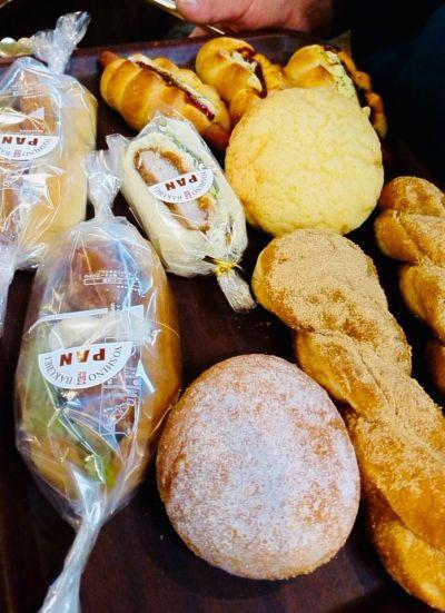 吉野麦米 石窯パン工房