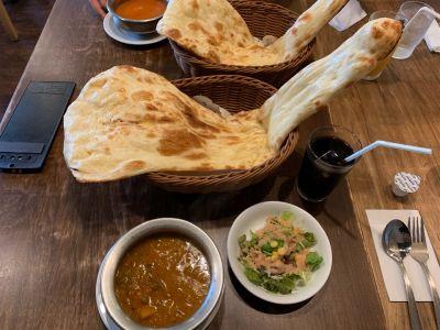 インド料理 スーリヤ Surya