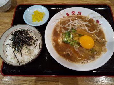 徳島宝ラーメン 徳島駅前店の口コミ