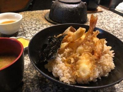 天ぷらの店 あしべ