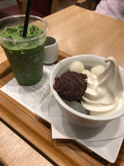 nana's green tea 新百合ヶ丘エルミロード店