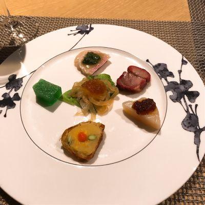 中国料理「王朝」ヒルトン東京