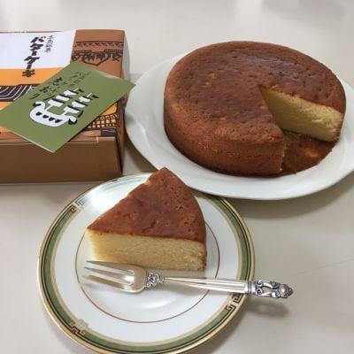 バターケーキの長崎堂