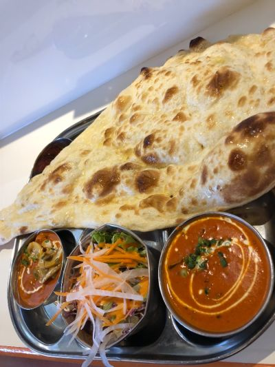 KANTIPUR gold CURRY HOUSE