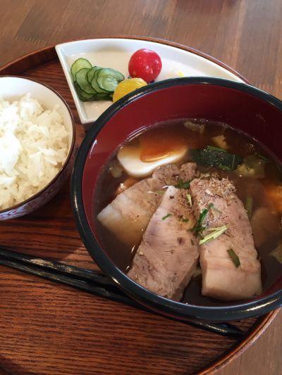 豚汁専門店TONCHIKI
