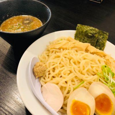 濃厚鶏SOBA麺THE KURO