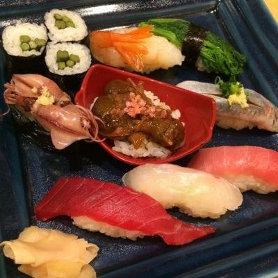 築地 寿司清 上野店