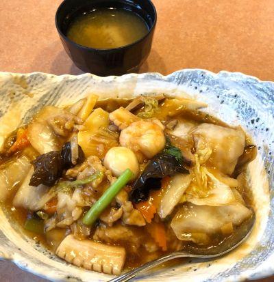 レストラン三宝 新津店