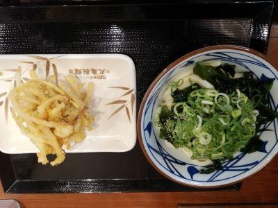 丸亀製麺 三島青木店の口コミ