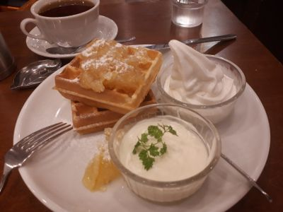 伊豆高原 ケニーズハウスカフェ サンシャイン池袋店 (KENNY'S HOUSE CAFE)