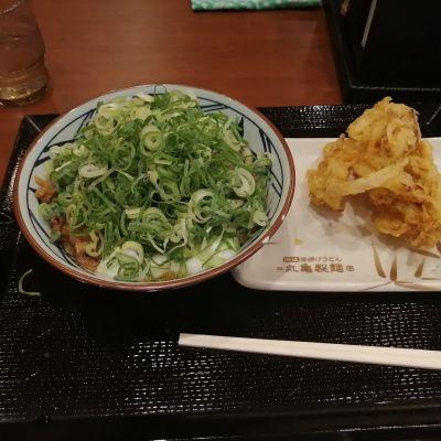 丸亀製麺 大泉学園北口店の口コミ