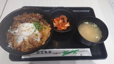 マルハのカルビ丼 ららぽーとTOKYO-BAY店