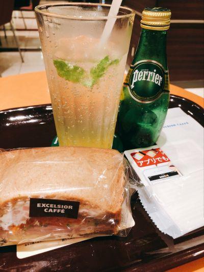 エクセルシオールカフェ 赤坂パークビル店