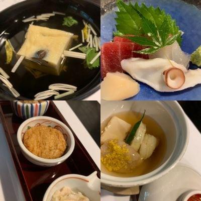 日本料理 小や町