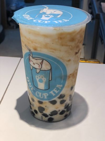 ONE CUP TEA